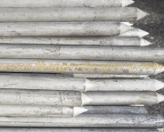 GALVANIZE STEEL GROUND ROD